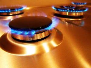 Oven Gas Plumbing