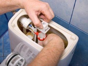 Toilet Plumbing, Repair