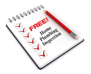 Free Home Plumbing Inspection North Shore
