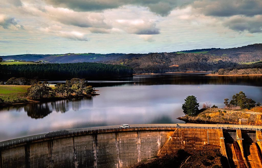NSW Dam & River Levels Record Small Changes in May