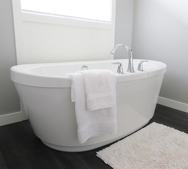 freestanding bath tub designer plumbing