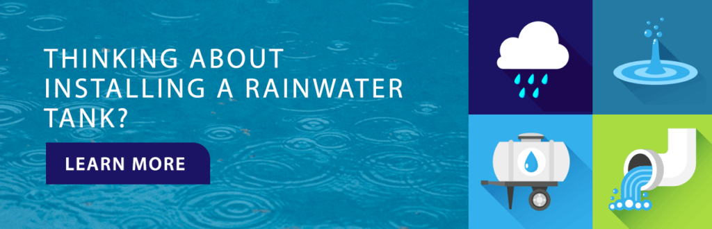 Need Rainwater Tank